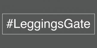 #LeggingsGate